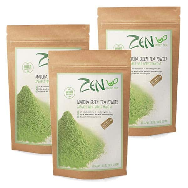 Matcha Green Tea Powder Three Months Supply